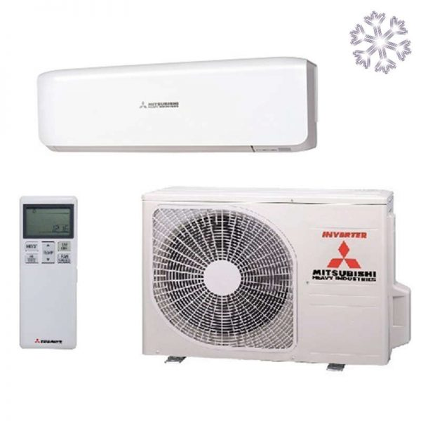 Mitsubishi SRK-SRC ZS-W - Airco voor in huis