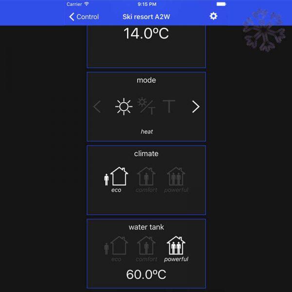 Airconwithme WiFi Module - Airco voor in huis