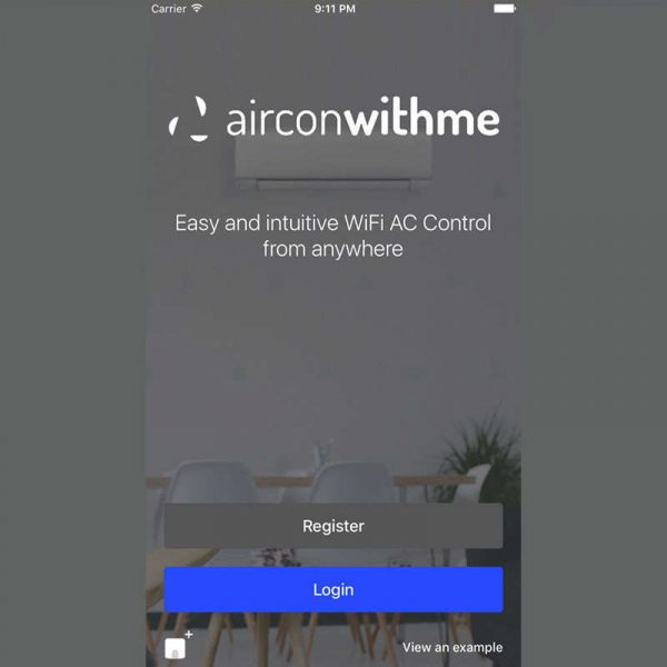 Airconwithme WiFi module