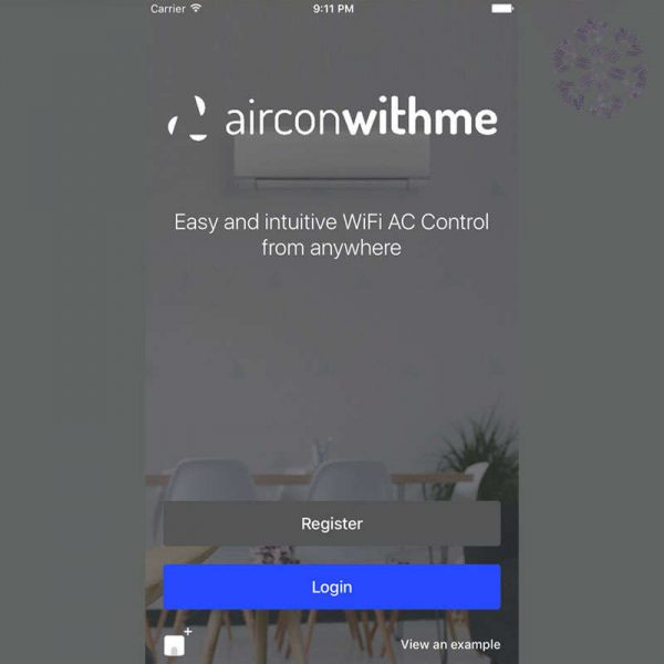 Airconwithme WiFi Module - Airco voor in huis