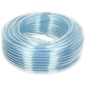 Flexibele transparante slang 6mm