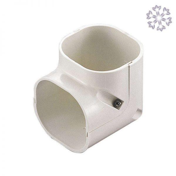 Inaba Denko SCM-77 W hoekstuk 90° graden kort - Airco voor in huis