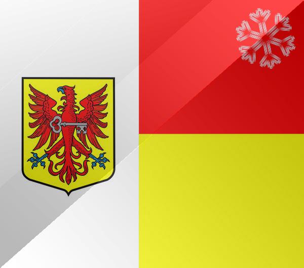 De vlag van Apeldoorn