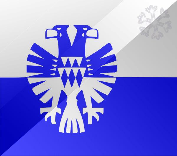 De vlag van Arnhem