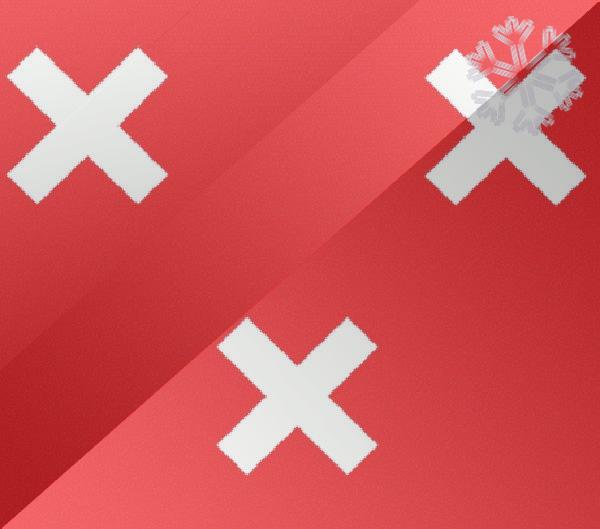 De vlag van Breda