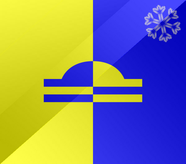 De vlag van Ede