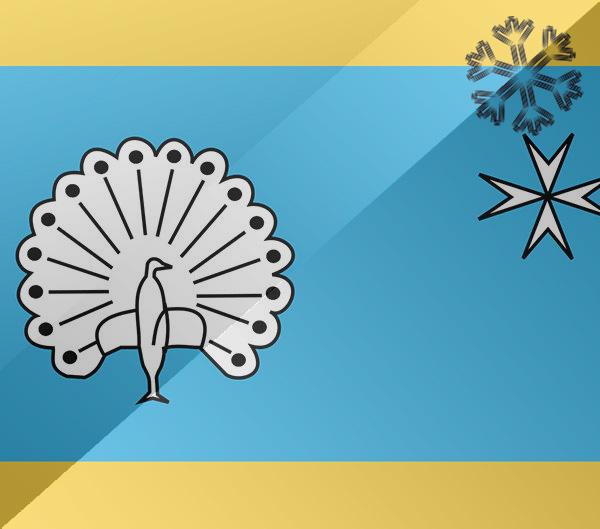 De vlag van Ermelo