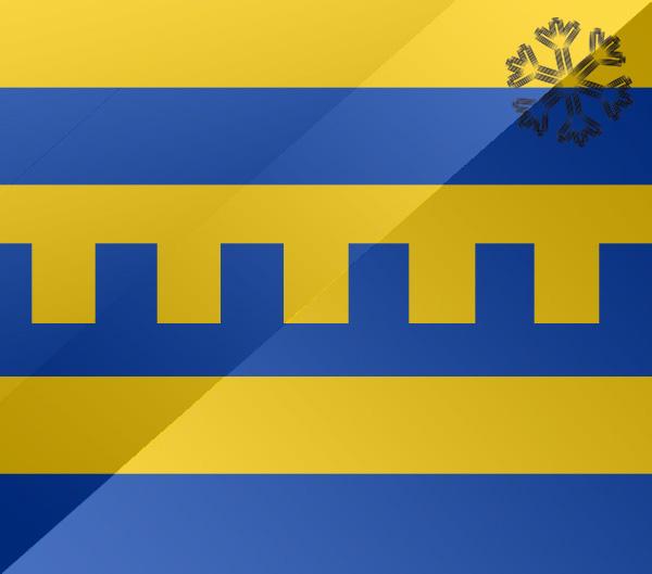 De vlag van Harderwijk