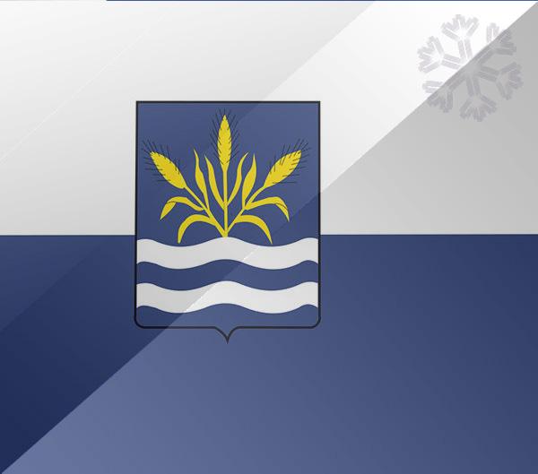 De vlag van Hoofddorp