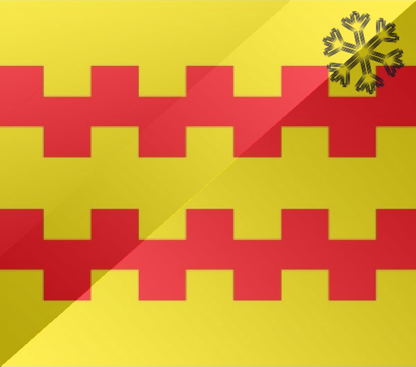 De vlag van Leerdam