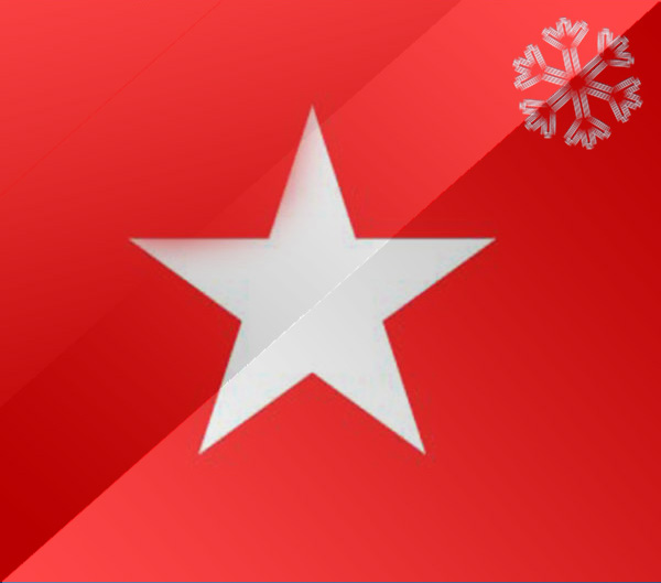 De vlag van Maastricht