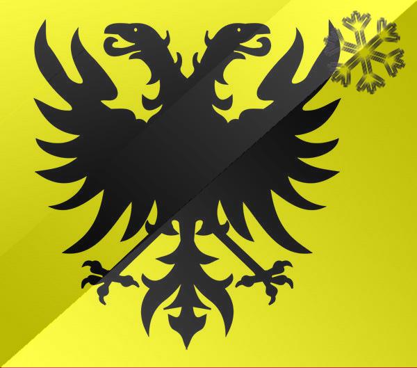 De vlag van Naarden