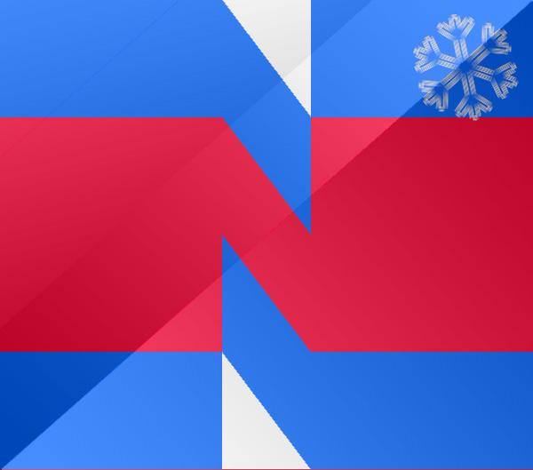 De vlag van Nieuwegein