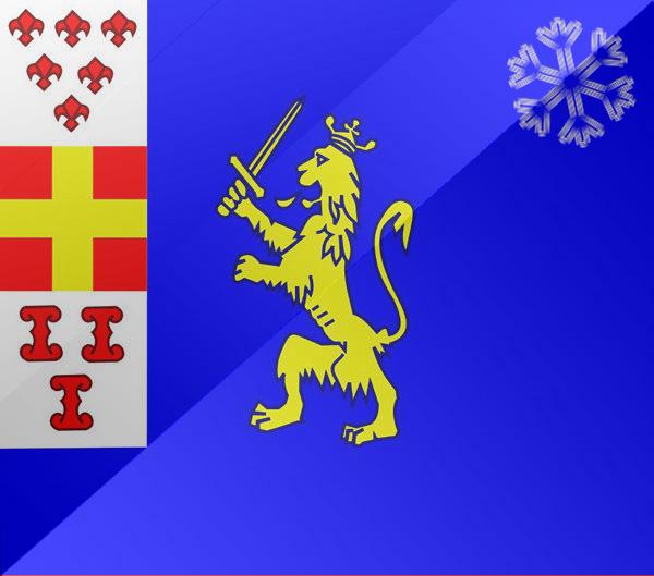 De vlag van Nijkerk