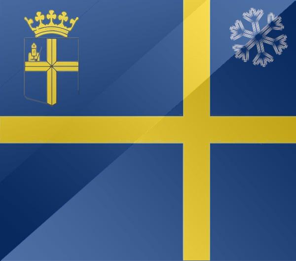 De vlag van Oldenzaal