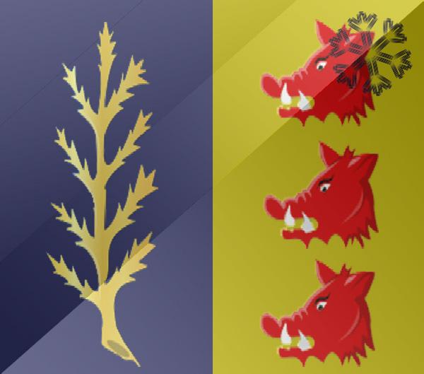 De vlag van Rijssen