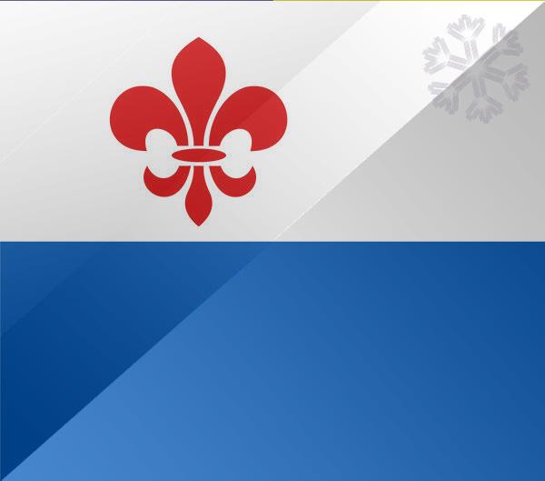 De vlag van Roermond