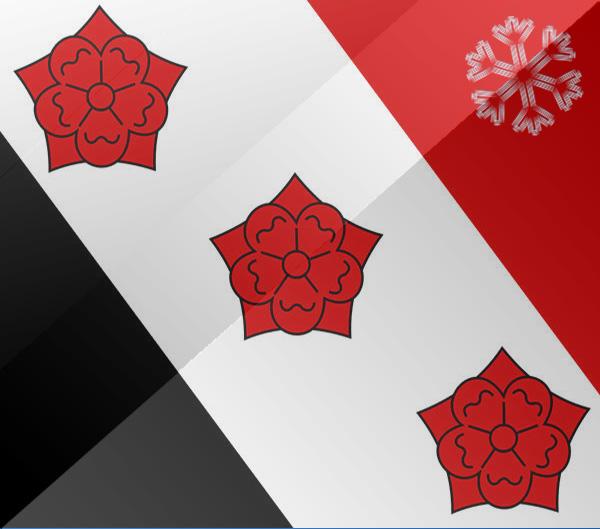 De vlag van Roosendaal