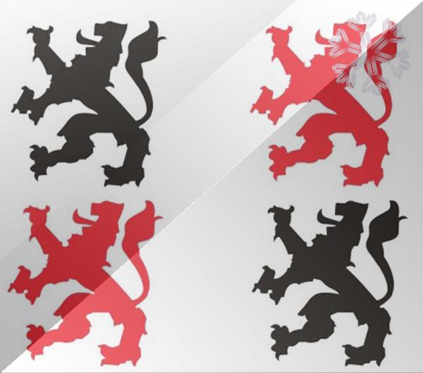 De vlag van Schoonhoven