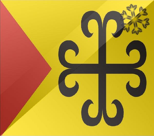 De vlag van Sittard