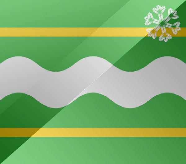 De vlag van Soest