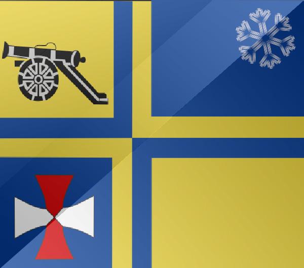 De vlag van Ter Apel
