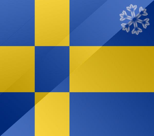 De vlag van Tilburg
