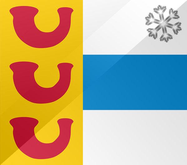 De vlag van Weert