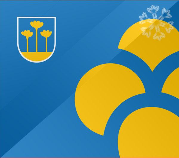 De vlag van Zoetermeer