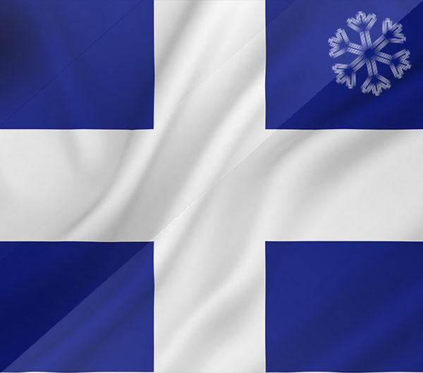 De vlag van Zwolle