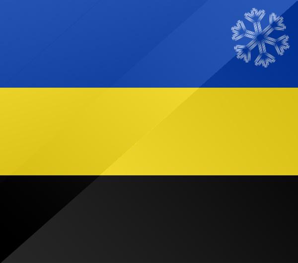 De vlag van Gelderland