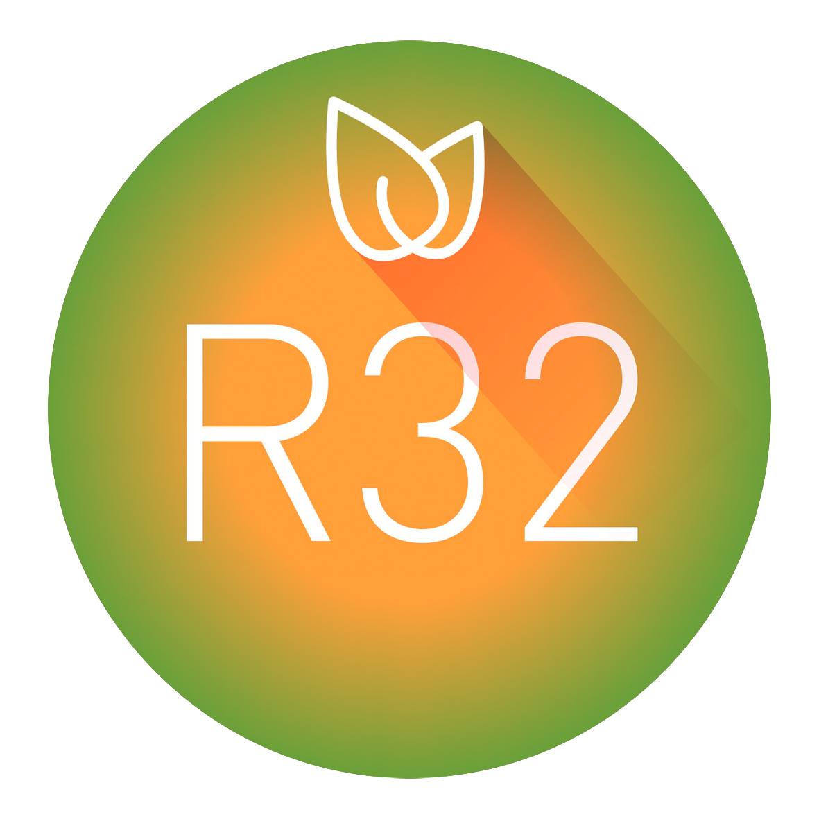 R32 Koudemiddel Airco voor in huis